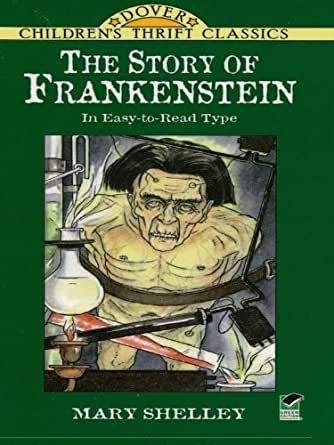 a comparison of the movie and book versions of mary shelleys frankenstein Free essay: in reading the book mary shelley's frankenstein, and watching the  by the same  the introduction of the movie was my first difference listed   because when most americans think of frankenstein they think of the movie  version.