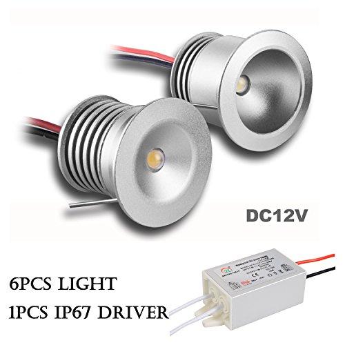 12V Led Ceiling Light Fittings in US - 5
