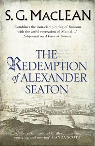 The Redemption of Alexander Seaton: Alexander Seaton 1