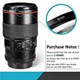 Neewer 49MM Lens Filter Kit(UV+CPL+ND4) with Filter Pouch for Sony Alpha NEX with 18-55MM,55-210MM,50MM,16MM,30MM lenses,Canon EF 50MM f/.1.8 STM Lens
