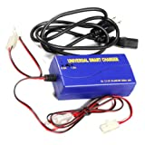 TSD Universal Smart Battery Charger for Large and Small Airsoft Plugs