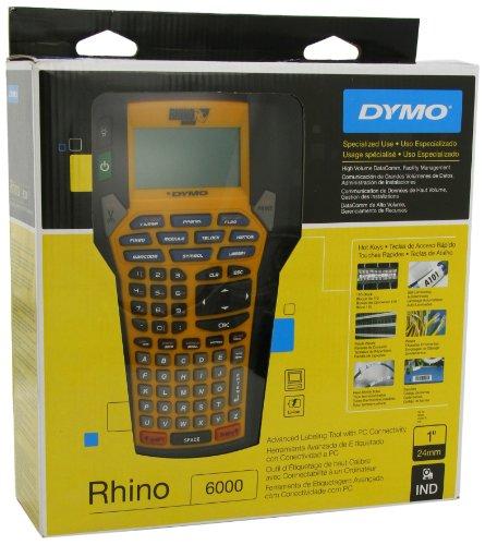 DYMO Industrial RhinoPro 6000 Professional Label Maker