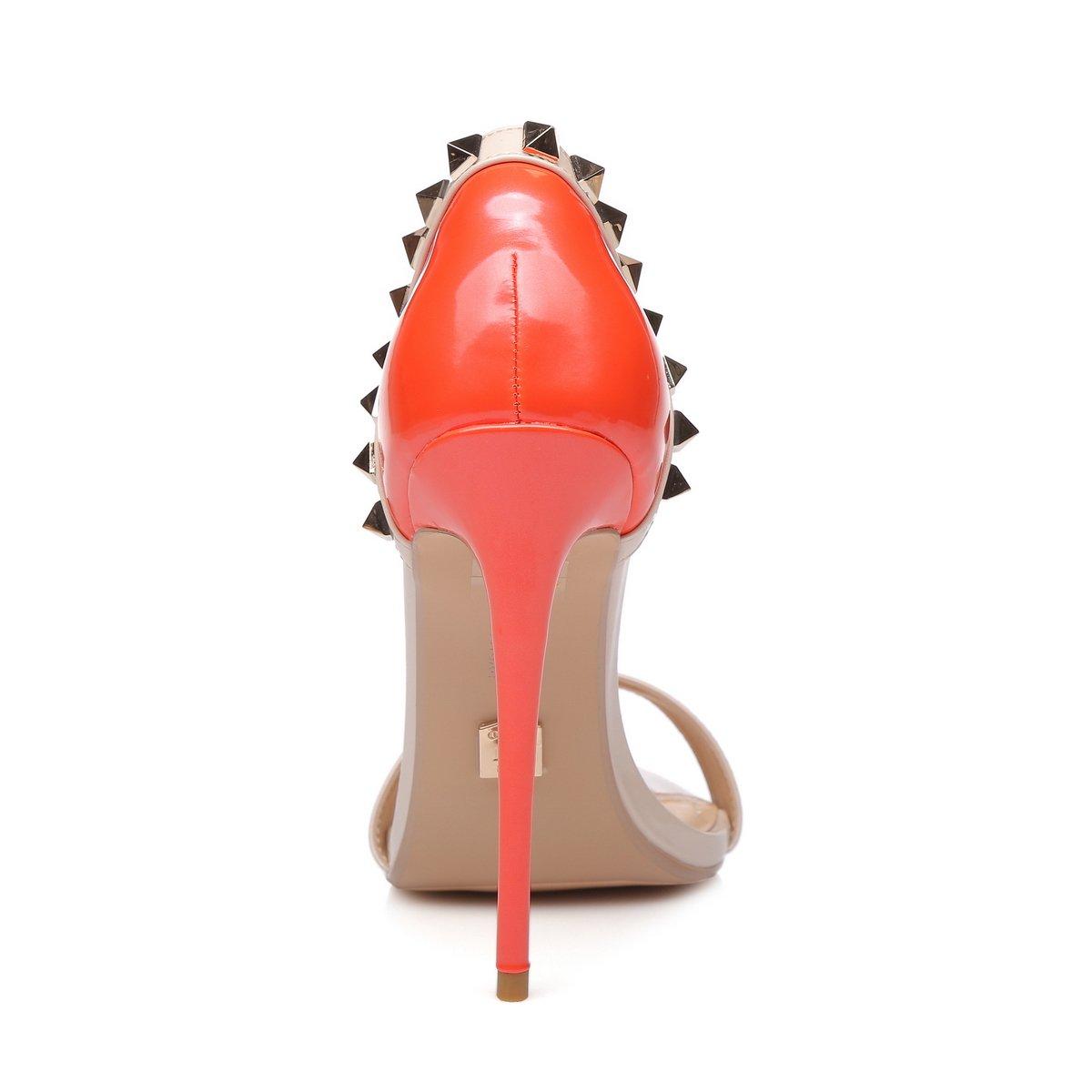 Giaro Sandaletten in in in Übergrößen Beige Indo Coralle Beige große Damenschuhe 3c4a0b