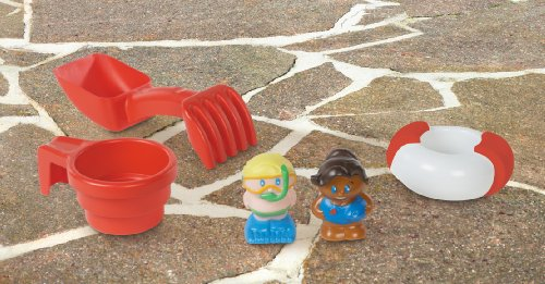 Little Tikes Sandy Lagoon Waterpark Play Table by Little Tikes (Image #7)