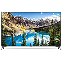 LG 49 Class 49UJ6500 (48.5 Diag.) 4K Ultra HD LED LCD TV (Certified Refurbished)