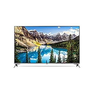 "LG 49"" Class 49UJ6500 (48.5"" Diag.) 4K Ultra HD LED LCD TV (Renewed)"