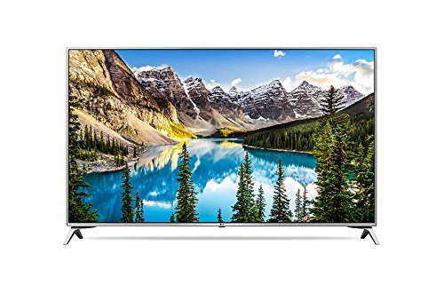 LG 49' Class 49UJ6500 (48.5' Diag.) 4K Ultra HD LED LCD TV (Certified Refurbished)