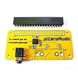 Audio DAC HAT Sound Card for Raspberry Pi Zero / A+ / B+ / Raspberry Pi 2 Model B