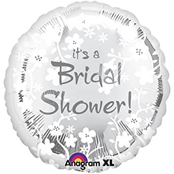 itu0027s a bridal shower mylar balloon