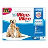 "Image of Wee Wee Puppy Pee Pads for Dogs | 150 Count | Puppy Training Pads for Dogs | Standard Size Pads ""packaging may vary"""