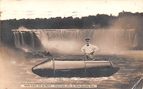 Bobby Leach and his Barrel Nia...