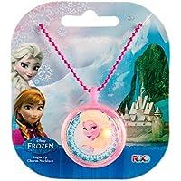 Roxo Disney Frozen Elsa Işıklı Kolye