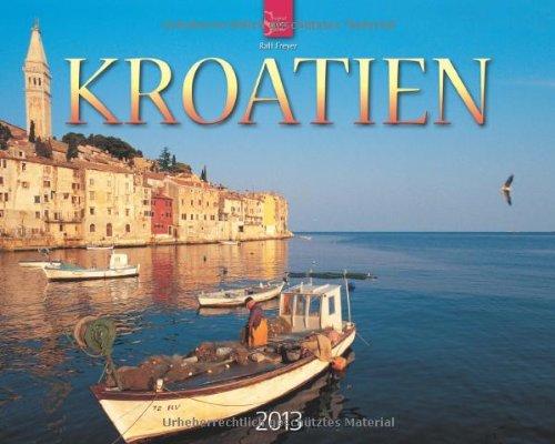 Kroatien 2013 - Original Stürtz-Kalender