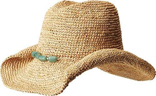 Raffia Crochet Hat - 5