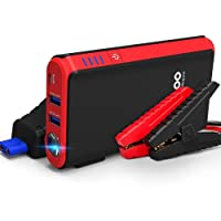 Deals on GOOLOO 500A Peak SuperSafe Car Jump Starter