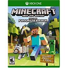 Minecraft: Favourites Pack - Xbox One Favourites Pack Edition