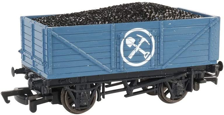 Mining Wagon with Load HO Scale Blue Thomas /& Friends
