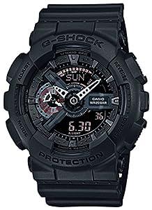 Amazon.com: Casio G Shock GA-110MB-1AER Mission Black G