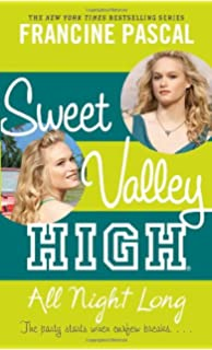 Amazon sweet valley high 2 secrets 9780440422631 francine sweet valley high 5 all night long fandeluxe Image collections