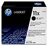 HP 11X (Q6511X) Black High Yield Original LaserJet Toner Cartridge For HP LaserJet 2420, 2430
