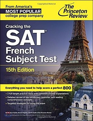 Princeton Review Cracking the SAT French Subject Test