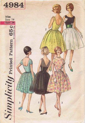 evening dresses 1963 - 3