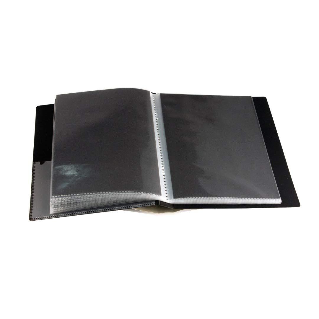 ITOYA OF AMERICA IA-12-4 Art Profolio 4X6In Bk Photo Size
