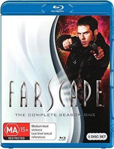 Farscape-Season 1 [Blu-ray]
