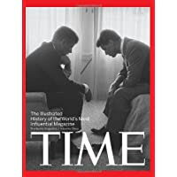 Image for Time: The Illustrated History of the World's Most Influential Magazine