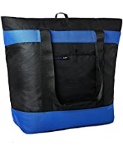Deal on (Black) - Rachael Ray Jumbo ChillOut Thermal Tote (Black). Discount applied in price displayed.