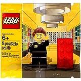 LEGO ESCLUSIVO Negozio Employee minifigure Set 5001622