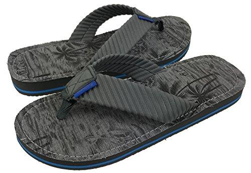 Sandal Panama Jack Flip Panama Grey Jack Flops Mens Casual Tqa6qp