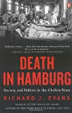 Front cover for the book Death in Hamburg: Society and Politics in the Cholera Years, 1830-1910 by Richard Evans