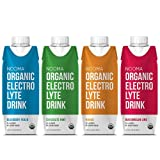 Cheap NOOMA Organic Electrolyte Drink, Variety Pack, 16.89 Fluid Ounce (Pack of 12)