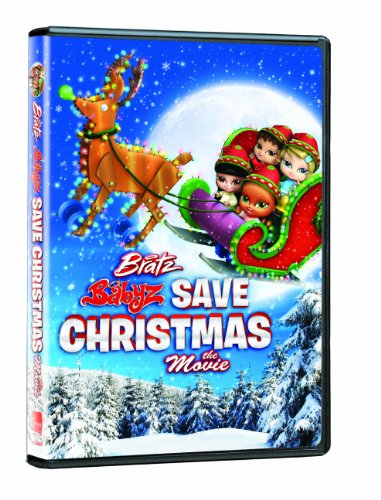 Bratz Movie The Babyz - Bratz Babyz Save Christmas - The Movie
