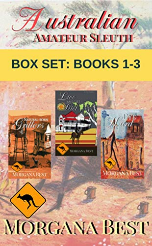 Australian Amateur Sleuth: Box Set: Books 1-3: Cozy Mystery Series