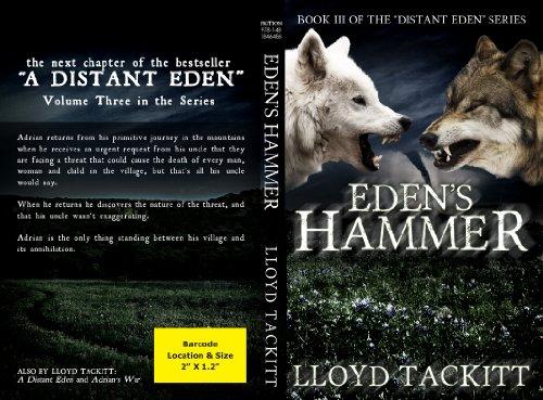 Eden's Hammer (A Distant Eden Book 3) by [Tackitt, Lloyd]