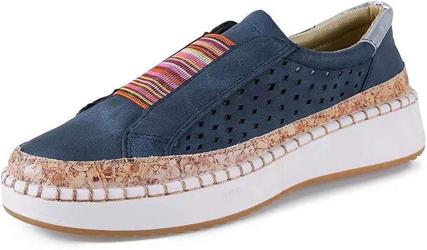 EU Rot Blau Leder Plateau Bequeme Breite Mokassins Leichte Schuhe Weiß 35 Low Flache Freizeit Top PU Damen Grün Loafer 43 Sneakers sQdChrtx