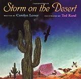Storm on the Desert, Carolyn Lesser, 0152721983