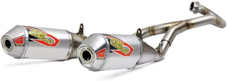 Pro Circuit T-6 stainless steel exhaust