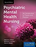 img - for Psychiatric Mental Health Nursing by Patricia G. O'Brien (2012-04-11) book / textbook / text book