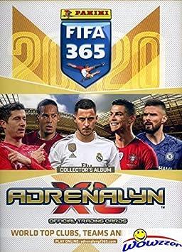 Panini Adrenalyn XL Euro 2020 Sellado Binder//álbum Inc 24 tarjetas Inc 2 limitada