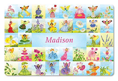 Personalized Placemat Craft Mat Fairies