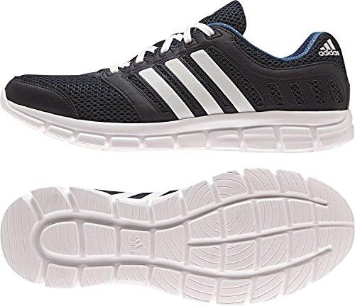 Adidas Performance Mens Brezza 101 2 M Scarpa Da Corsa Collegiale Blu / Bianco / Blu Equipaggiamento