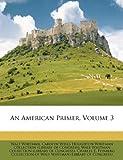 An American Primer, Walt Whitman, 1179219791