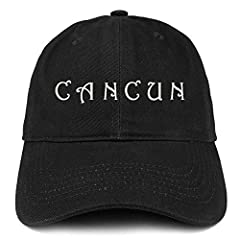 High Quality Cap, Embroidred in the USA. Low Profile, Unstructured Cap. Made of 100% Brushed Cotton Twill. 6 Panels with 6 Embroidered Ventilation Eyelets. Self-Fabric Adjustable Slide Closure with Buckle. One Size Fits Most.
