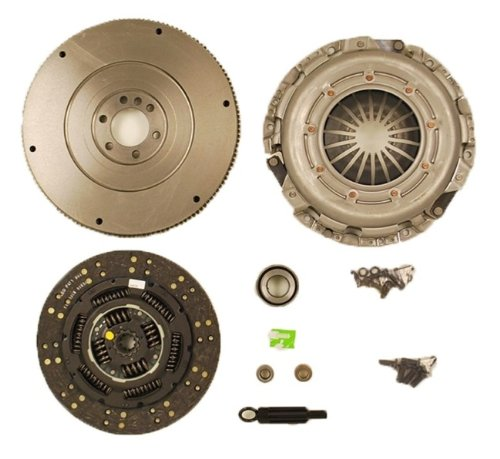 C1500 Clutch Flywheel (Valeo 53022218 Solid Flywheel Clutch Conversion Kit)