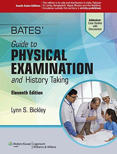 Bates Guide To Physical Examination And History Taking 11Ed (Pb 2015)
