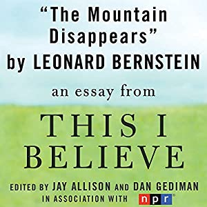The Mountain Disappears Audiobook