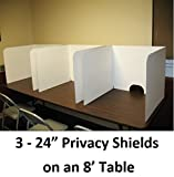 Classroom Products Computer Privacy Shield 24